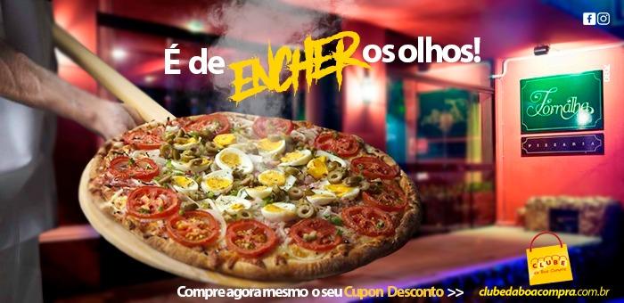 Rodízio de Pizzas com Diversos Sabores da Fornalha! - Pizzaria Fornalha