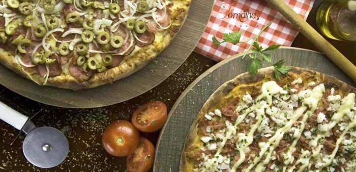 ÚLTIMAS HORAS! Rodizio de Pizzas na Fornalha! - Pizzaria Fornalha