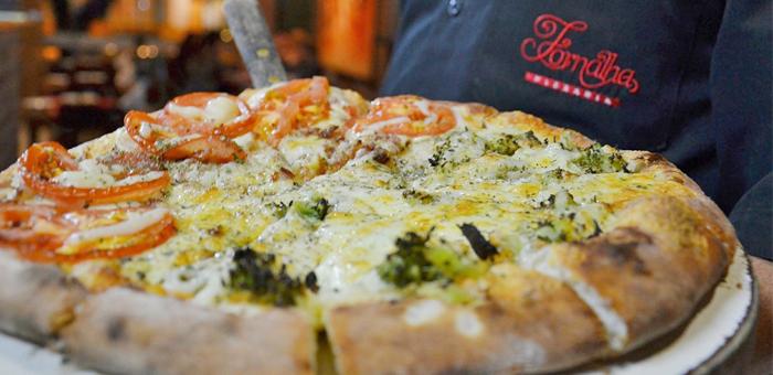 Rodizio de Pizza na Fornalha - Pizzaria Fornalha