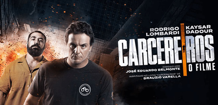Ingresso para o Filme CARCEREIROS no CineMax 3D! - Cine Max 3D