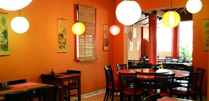 Restaurante Schung-King
