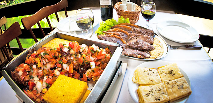 Jantar Completo no Restaurante da Gruta - Restaurante da Gruta