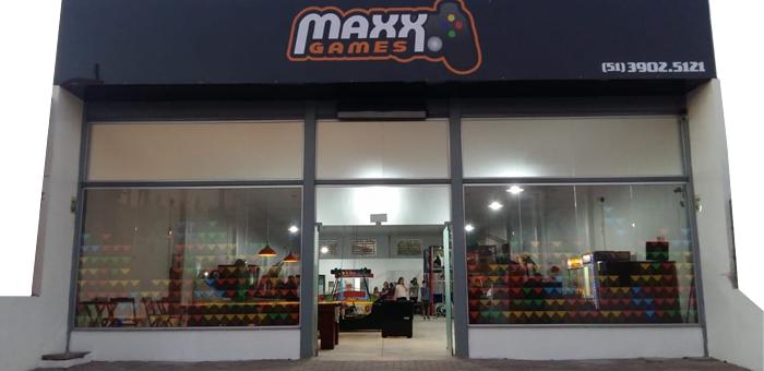 1 Hora de Diversão no Maxx Games - Maxx Games