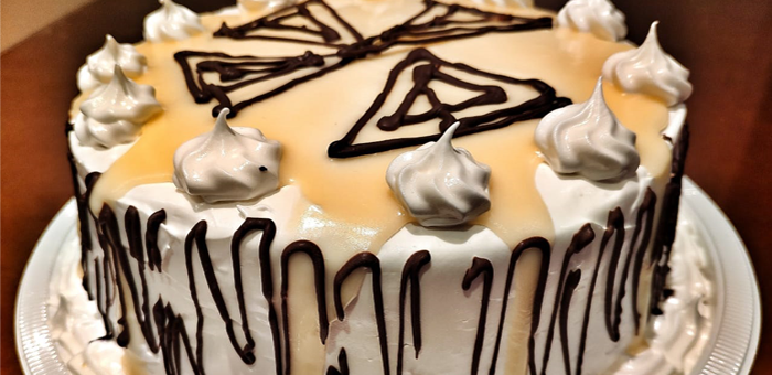 Torta de Abacaxi Gourmet do Café Preto! - Café Preto