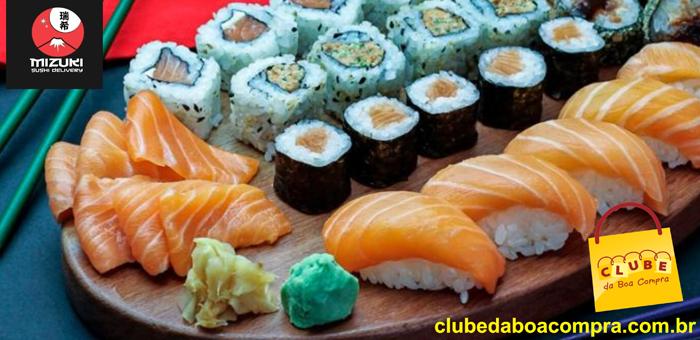 Combinado Japonês de 46 peças no Mizuki Sushi Delivery! - Mizuki Sushi Delivery