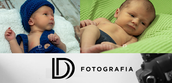 Ensaio Fotográfico Infantil + 10 Fotos 15x21 Impressas - D Fotografia