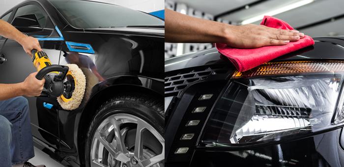 Polimento Profissional Automotivo na Auto Brilho - Auto Brilho