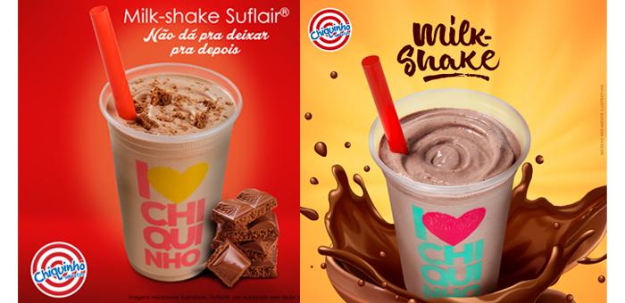 Milk-Shake 300ml Diversos Sabores na Chiquinho Sorvetes! - Chiquinho Sorvetes
