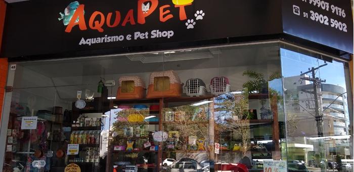 Aquapet Aquarismo e Pet Shop