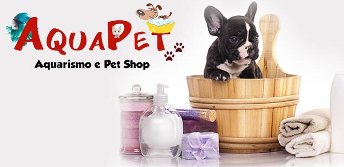 Banho com Tosa Higiênica na Aquapet PetShop! - Aquapet Aquarismo e Pet Shop