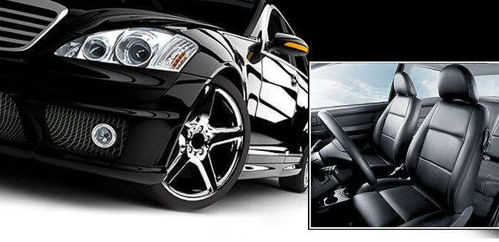 Lavagem Automotiva Completa (Limpeza Externa+Interna+Cera)! - JetCar Lavagem e Estética