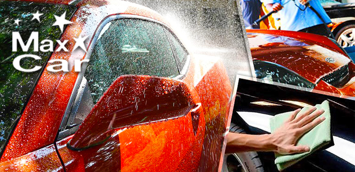 Lavagem Externa + Limpeza Interna na MaxCar Lavagem! - Max Car Lavagem