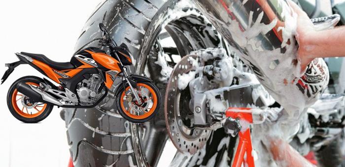 Lavagem Completa de Moto na Maxcar Lavagem! - Max Car Lavagem