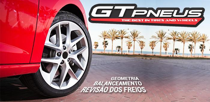 Geometria e Balanceamento na GT Pneus - GT Pneus